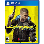 Cyberpunk 2077 Standard Edition - PlayStation 4, PlayStation 5