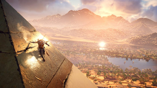 Assassin's Creed Origins : le making-of - Blog de l'école 3D e-tribArt