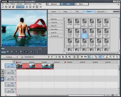 Magix Movie Edit Pro 14 Plus video-editing suite - Review