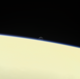 NASA's Cassini Spacecraft Ends Its Historic Exploration of Saturn
