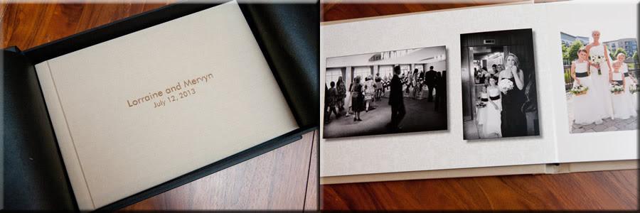 Wedding Photography Albums David Gilmartin Photography