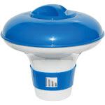 Swimline Large Floating Chlorine Dispenser for Pools, Blue