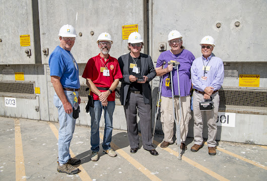 Sept 6 visit to the San Onofre Nuclear Waste Dump