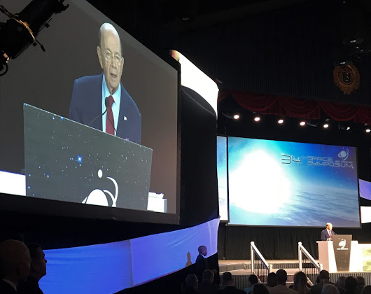 Commerce Secretary Wilbur Ross lays out his plan to streamline space regulations