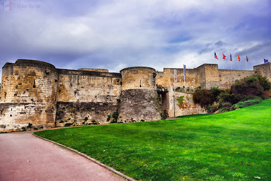 Caen – The Fortress/Castle