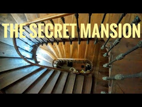 Secrets of the French countryside: the hidden mansion