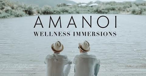 Trải nghiệm chương trình Wellness Immersion tại Amanoi