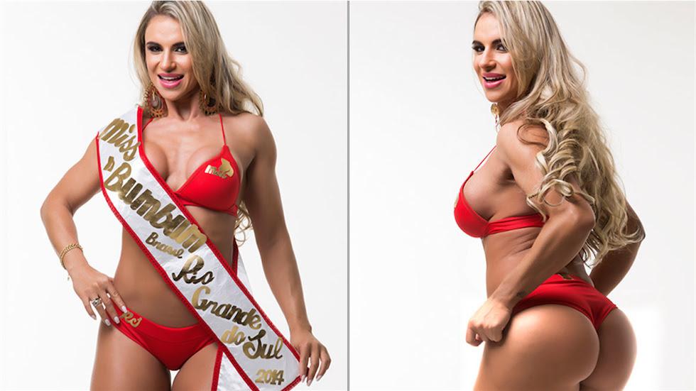 Miss Bumbum 2014 Rio Grande do Sul - Mundo Nerd Info