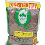 Cic Special Red Basmati Rice 10 Lbs