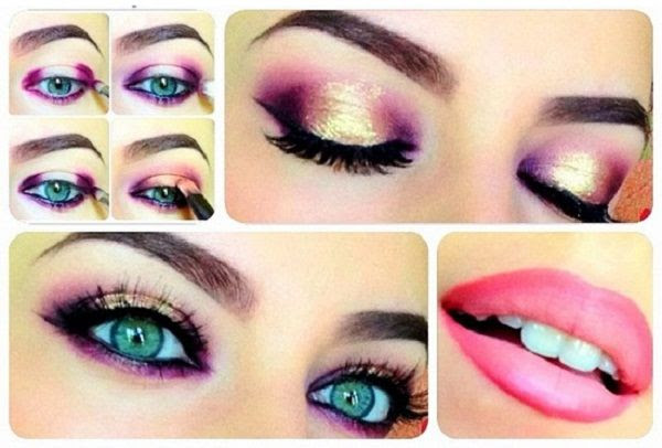 24 Amazing Make Up Ideas - Fashion Diva Design