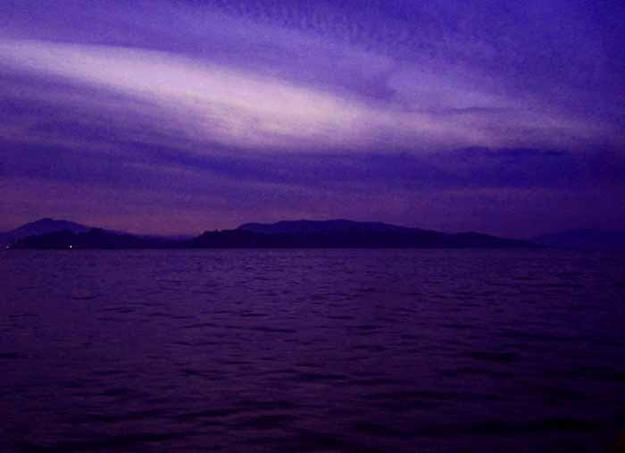 Homecoming Sunset