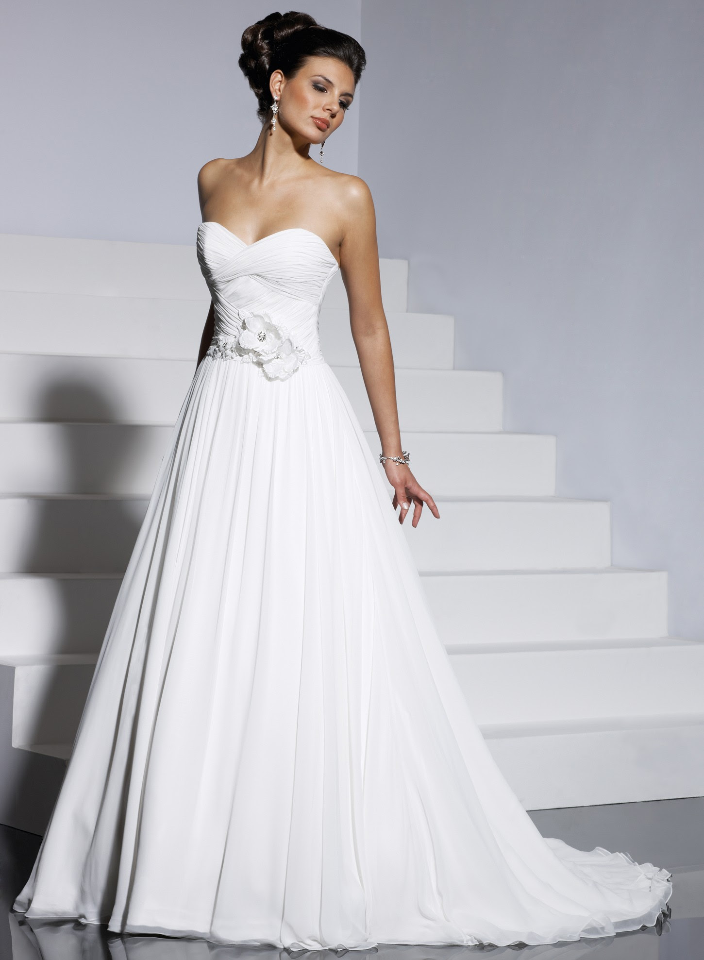 A Guide To What Suits Your Shape The 6 Dress Silhouettes Defined Timeless Bridalwear