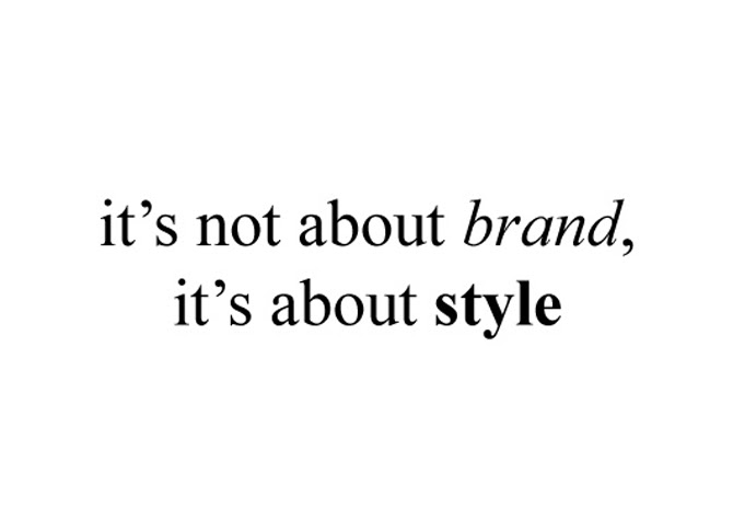 Quotes About Personality And Fashion 33 Quotes