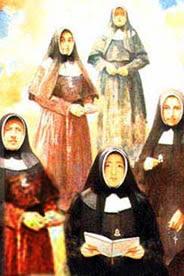 María del Niño Jesús Baldillou y compañeras, Beatas
