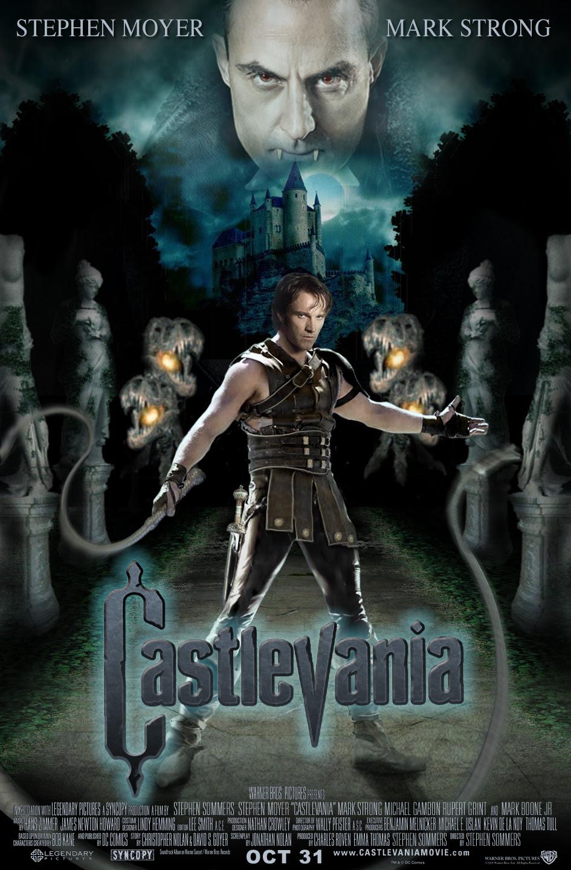 Castlevania Movie Poster Castlevania Người Ham Mộ Art 9893531