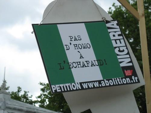 Nigeria in death penalty for homosexuals