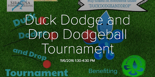 Duck Dodge and Drop Dodgeball Tournament