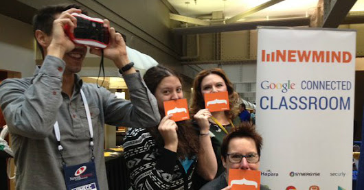 Hands-on Experience with Google Expeditions at HECC 2015