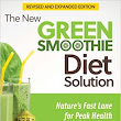BOOK REVIEW: The New Green Smoothie Diet Solution: Nature's Fast Lane for Peak Health (Green Smoothie Guides) by Liz Swann Miller