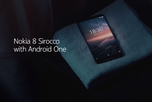 Nokia Just Launched Nokia 8 Sirocco, It's Most Powerful Phone Yet – Getting Geek