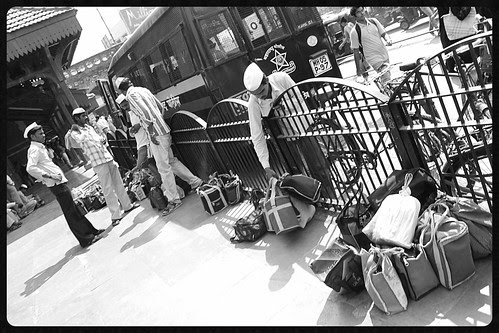 dabbawalas of bandra station by firoze shakir photographerno1