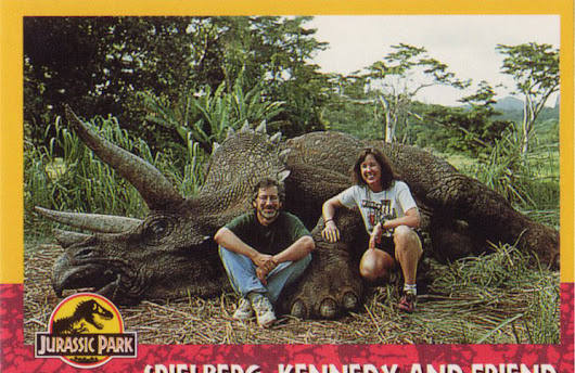 1993 Topps Jurassic Park Series 2 Trading Cards