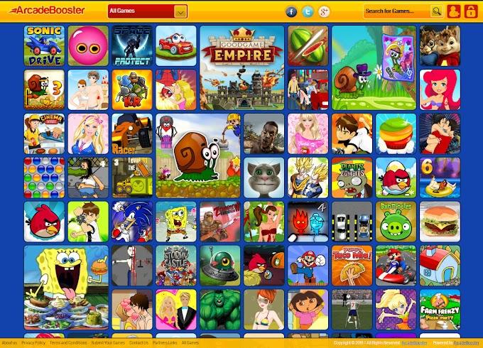 Flash Games Websites List