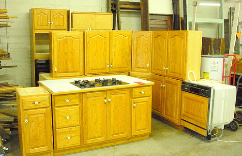 ReCycle Your Kitchen . . . and we'll take all the debris ...