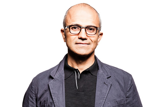 Microsoft's new CEO is Satya Nadella