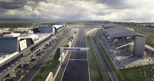Spring start planned for Circuit of Wales scheme