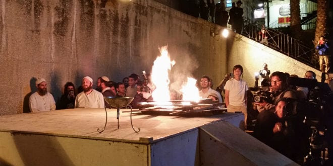 The Kohanim Almost Ready For Third Temple