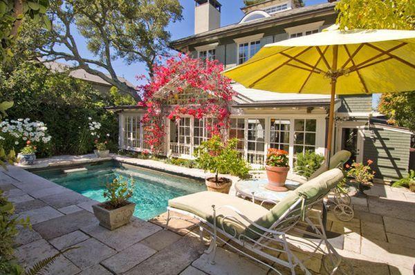 Small Back Yard Swimming Pools Ideas