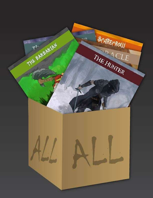All The Playbooks [BUNDLE]