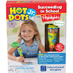 Hot Dots Jr. Succeeding In School Set With Highlights