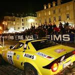 Pour ses 30 ans, le rallye Monte-Carlo s'offre le parvis de la cathédrale de Reims