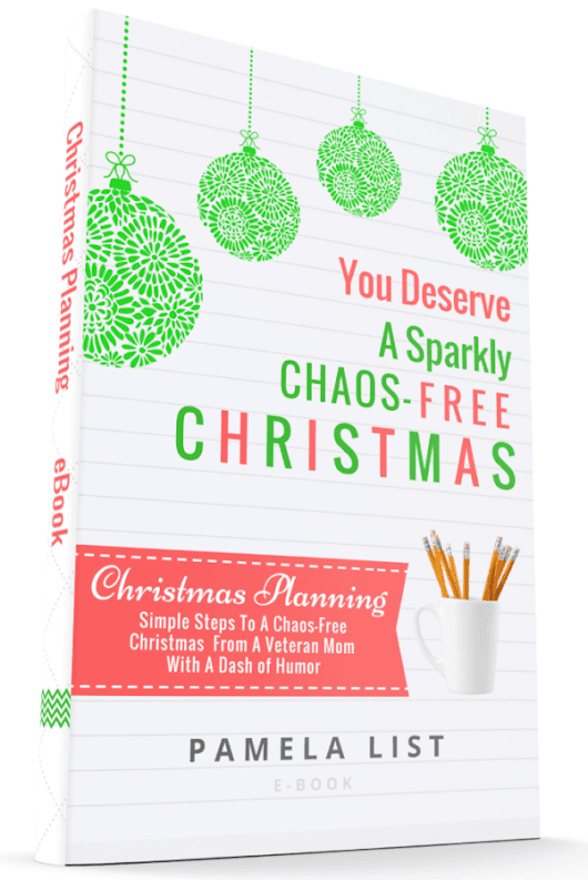 Are you ready for a Sparkly Chaos-Free Christmas? - Momma Can