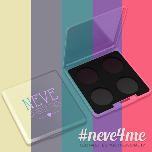 Lo sapevi che...: #neve4me! Our colors, your personality!