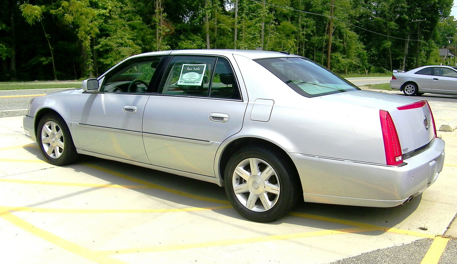[Blue Book Value Used Cars 2007 Cadillac Dts Electronic ...