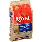 Royal Rice, Indian Basmati, Authentic - 10 lb
