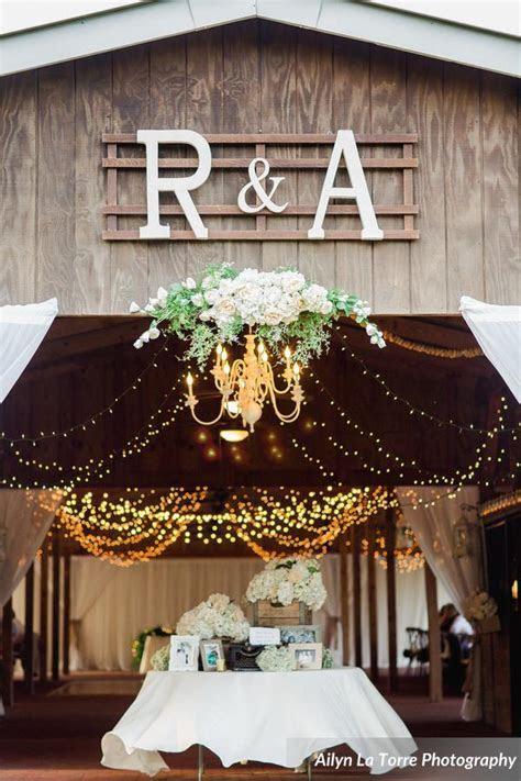 Ross and Angela: A Rustic Ranch Wedding   A Chair Affair, Inc.
