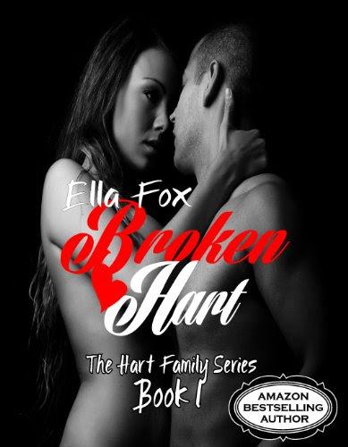Broken Hart (The Hart Family) by Ella Fox