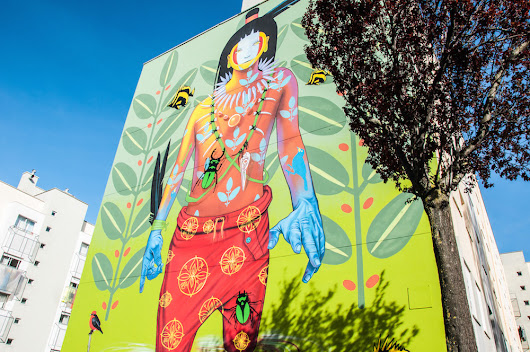 Marvel at Marvila, The Off Beat Street Art Neighborhood of Lisbon