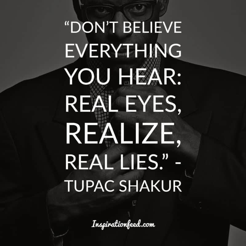 30 Best Tupac Shakur Quotes On Life Love People Inspirationfeed
