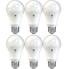 GE Lighting 99215 A19 General Purpose LED, Soft White, 6