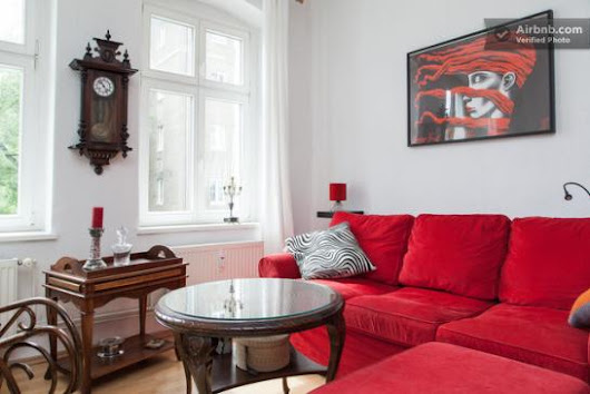 Small flat in a big one: TWO rooms in the heart of Berlin. Enjoy! - WG in Berlin möbliert Berlin-Friedrichshain