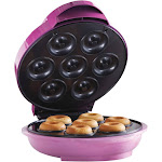 Brentwood Mini Donut Maker, Pink
