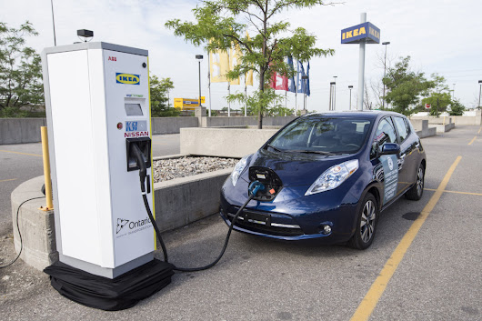 Ontario plugs electric car plan with network of charging stations | Toronto Star