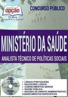 APOSTILA ANALISTA TÉCNICO DE POLÍTICAS SOCIAIS