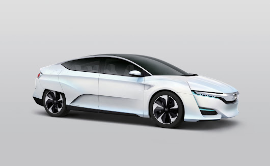 Honda FCV American Debut Set for 2015 Detroit Auto Show - The News Wheel