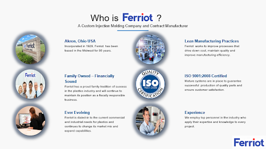 Ferriot's Injection Molding Company Honored with 2016 Family Business Achievement Award